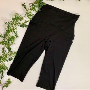 Spanx Black Shape Wear Leggings